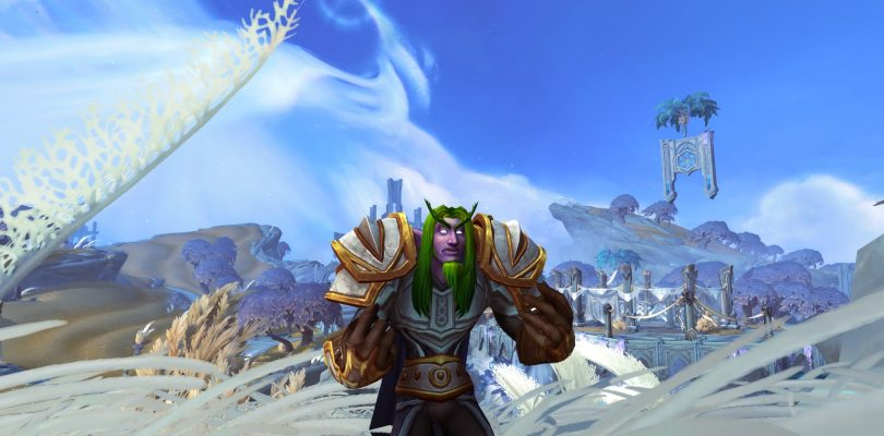 A Couple Hours In, WoW: Shadowlands Is Actually Quite Good So Far