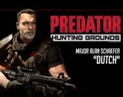 Predator: Hunting Grounds Is Adding The Missing Piece Of The Predator Puzzle: Arnie