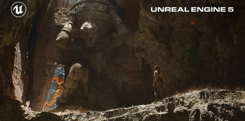 Epic Games Unveils Unreal Engine 5 With Impressive PlayStation 5 Showcase