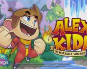Alex Kidd In Miracle World Is Getting The DX Treatment