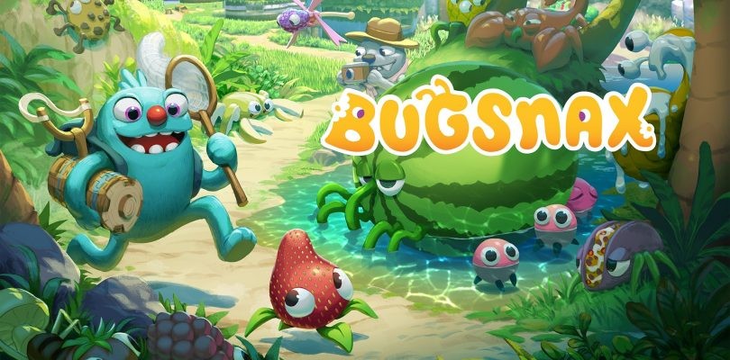 Octodad Creator's Wild New Game Bugsnax Is Coming To PlayStation Consoles