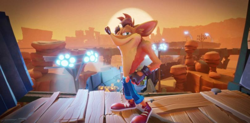 Crash Bandicoot 4: It's About Time Is Officially Here With Reveal Trailer And Gameplay