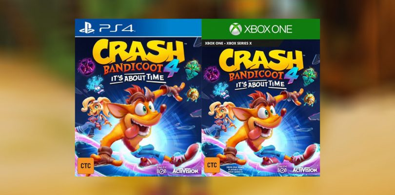 Crash Bandicoot 4: It's About Time Leaked By PS4 And Xbox One Taiwanese Rating