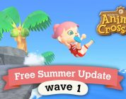 Diving Returns In Wave 1 Of Summer Updates Coming To Animal Crossing: New Horizons
