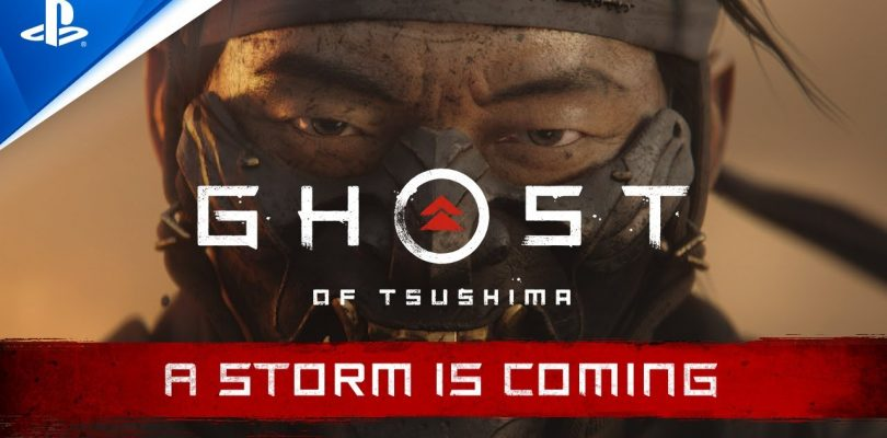 Ghost Of Tsushima Gets A Stunning New Cinematic Trailer