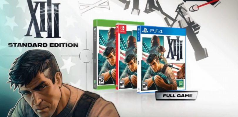 The XIII Remake Has A Release Date And Debut Gameplay Trailer
