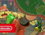 Arms In Super Smash Bros Ultimate: Min Min Gets Served
