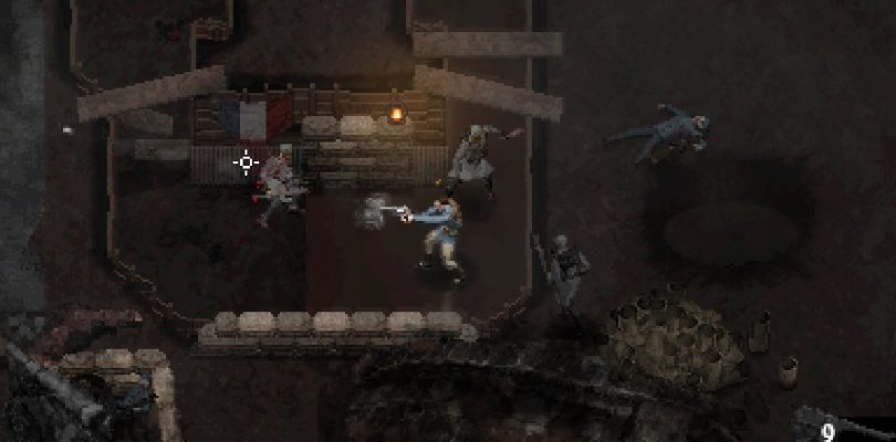Conscript Is A Melbourne-Made Resident Evil-Inspired Pixel Art Take On WW1