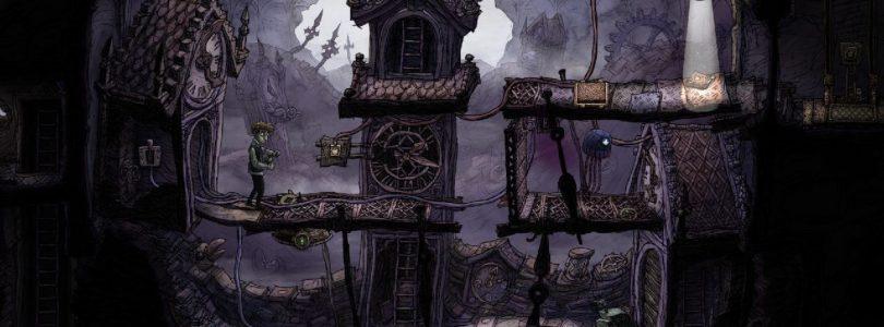 Amanita Design's Surreal Adventure Creaks Releasing This Month