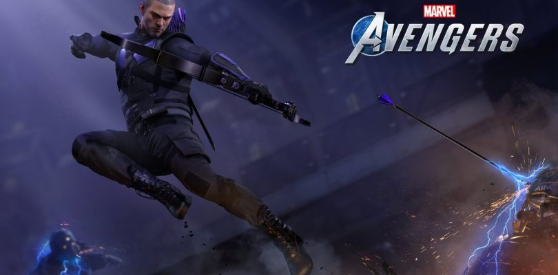 Marvel's Avengers First Post-Launch Hero Will Be Hawkeye