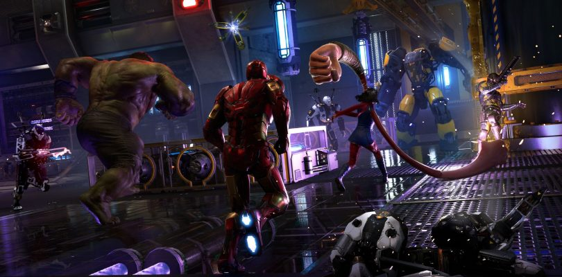 Marvel's Avengers July War Table Details Its Massive Upcoming Beta