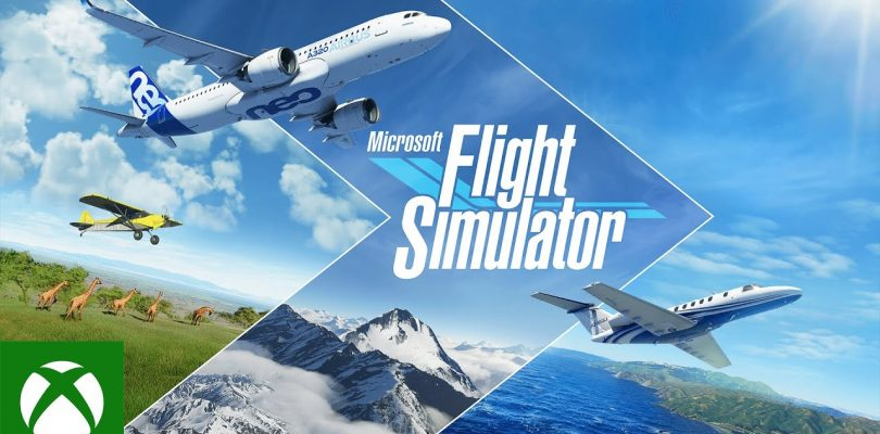 Microsoft Flight Simulator Gets A Release Date And A Number Of Different Editions