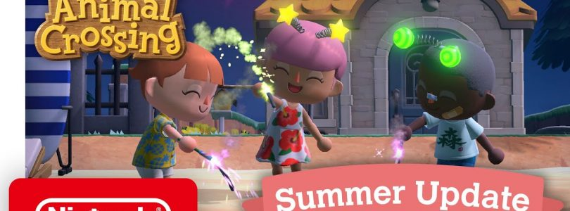 Animal Crossing: New Horizons Summer Update Wave 2 Sparks On July 30