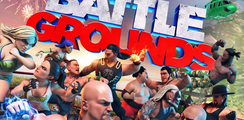WWE 2K Battlegrounds Gets A Release Date, New Trailer And A Whole Bunch Of Details