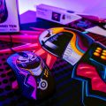 That Flashy Neon Rider SteelSeries Kit Is Finally Making Its Way Down Under