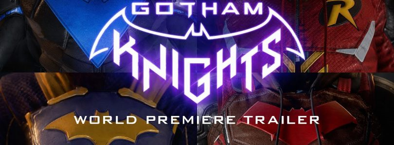 The Next Arkham Game Gotham Knights Is Announced At DC FanDome