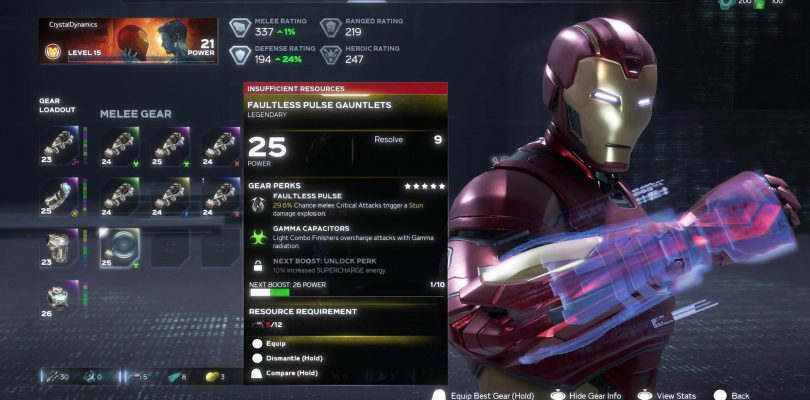 Marvel's Avengers First Major Patch Fixes Over 1000 Bugs