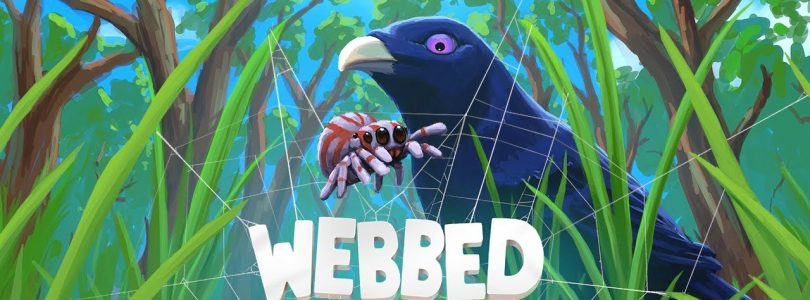 Webbed Is An Aussie-Made Puzzle-Platformer Where You Play As A Cute Jumping Spider