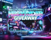 WIN: WellPlayed X SteelSeries Neon Rider Giveaway!