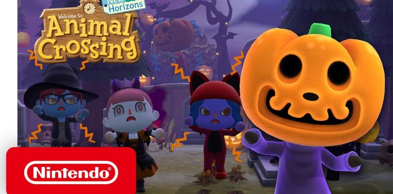 Animal Crossing: New Horizons Fall Update Is Coming Next Week!