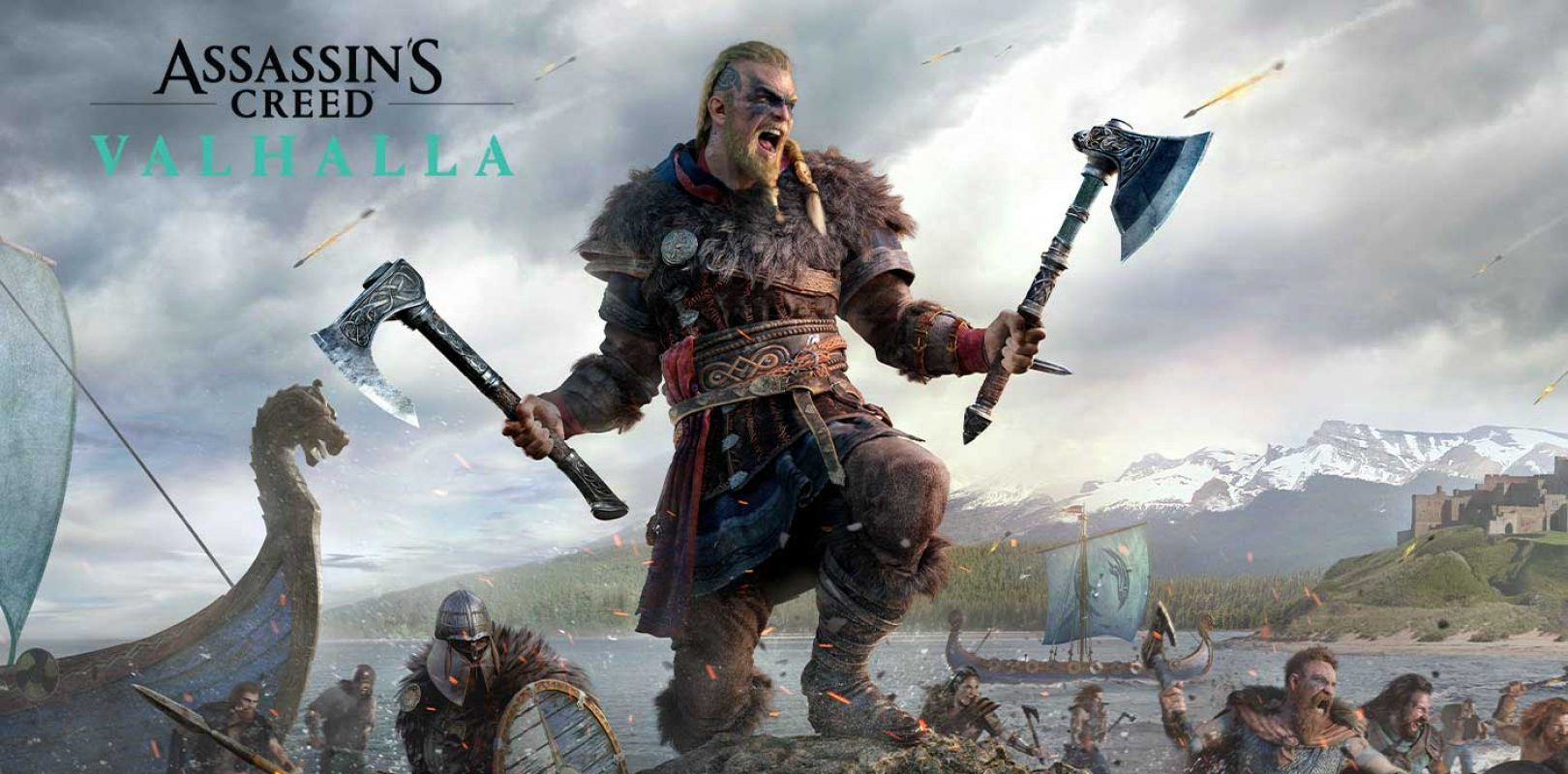 Assassin S Creed Valhalla Release Date Has Been Moved Forward