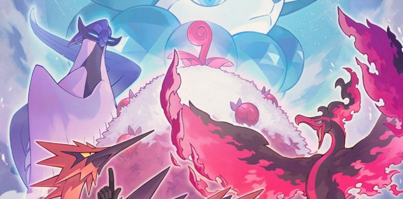 Pokemon Sword and Shield Crown Tundra DLC Releasing In October