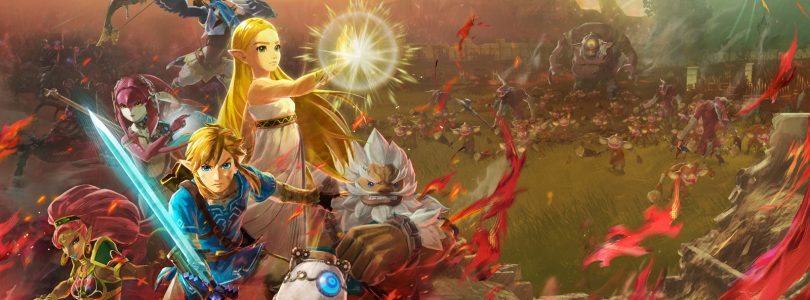 Hyrule Warriors: Age Of Calamity Is Coming To Switch This November