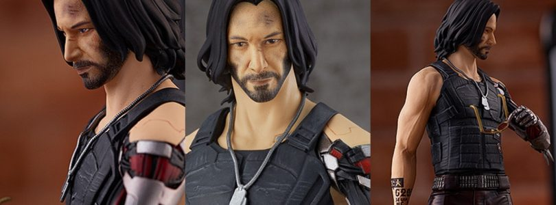 Good Smile Company's New Affordable Collectible Line Includes A 19cm Keanu Reeves