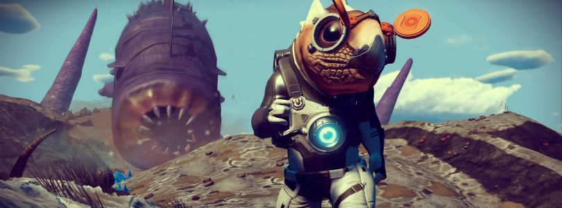 Origins Is The Newest Update For No Man's Sky And It Adds In Heaps Of Variation