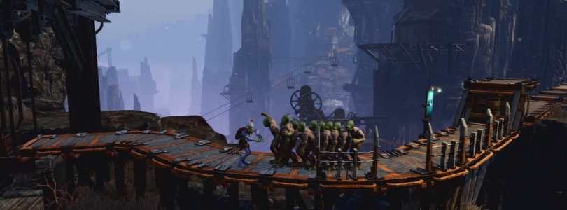 "Oddworld: Soulstorm Getting A Release Date ""Very Soon"" Says Series Creator"
