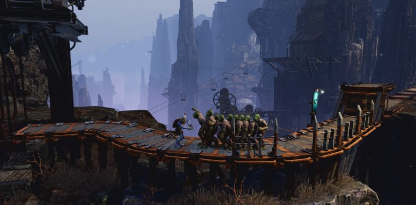 """Oddworld: Soulstorm Getting A Release Date """"Very Soon"""" Says Series Creator"""