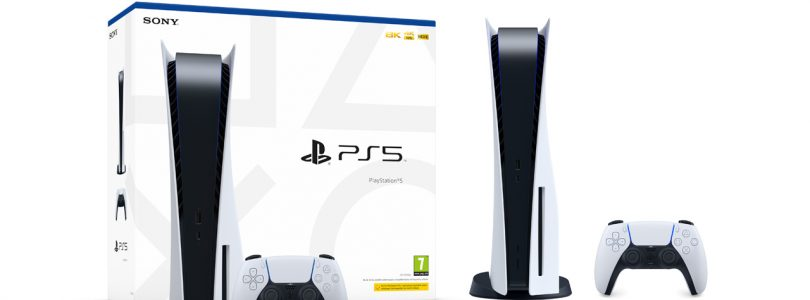 Here Is What The PlayStation 5 Box Looks Like