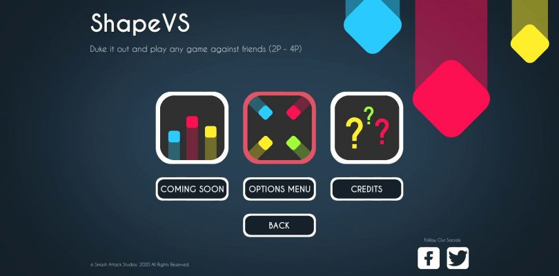 We Chat With Tassie Dev Smash Attack Studios About Their Couch Party Game ShapeVS