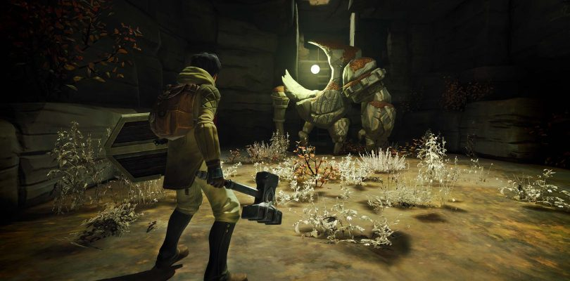 Liked THQ Nordic's VR Exclusive Chronos? Here's a Non-VR Version Called 'Before the Ashes'