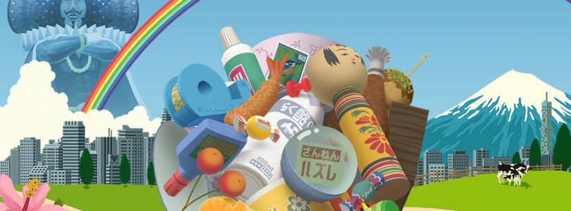 Katamari Damacy Reroll Is Coming To PlayStation 4 And Xbox One In Japan In November