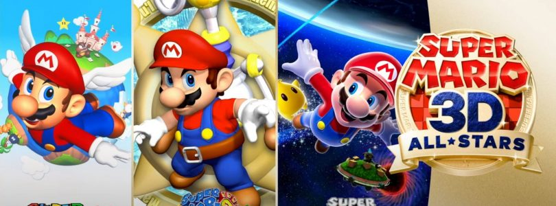 Nintendo Drops A Surprise Super Mario-Themed Direct, Super Mario 3D All-Stars Coming This Month