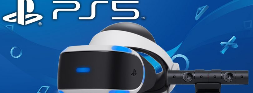 You Will Need Your PS4 Camera To Play Playstation VR On PS5