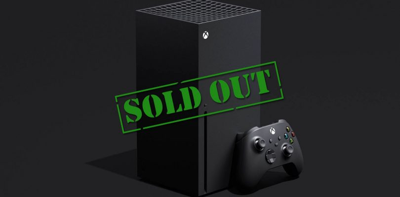 Xbox Series X Launch Day Stock Dried Up Even Faster Than The PS5 In Australia