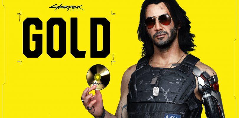 Cyberpunk 2077 Has Officially Gone Gold