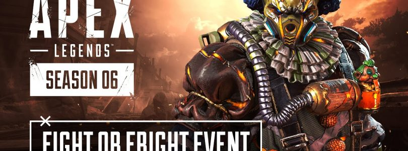 Apex's Fight Or Fright Event Returns With A New LTM, Challenges And Rewards