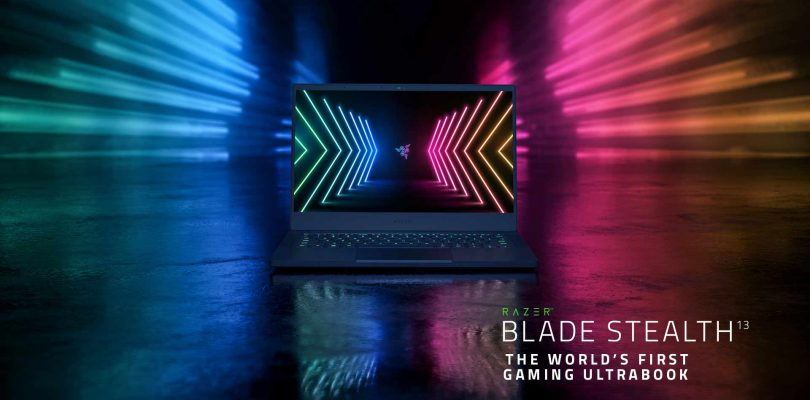 The Newest Razer Blade Stealth Announced, Featuring Intel 11th Gen Chips