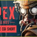 This Fan-Made Apex Legends CGI Short Focusing On Bloodhound Is Absolutely Next Level