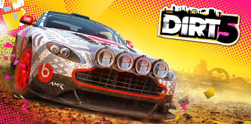 Dirt 5 Will Be Hitting PS5 On Launch And Will Have A Free upgrade From PS4