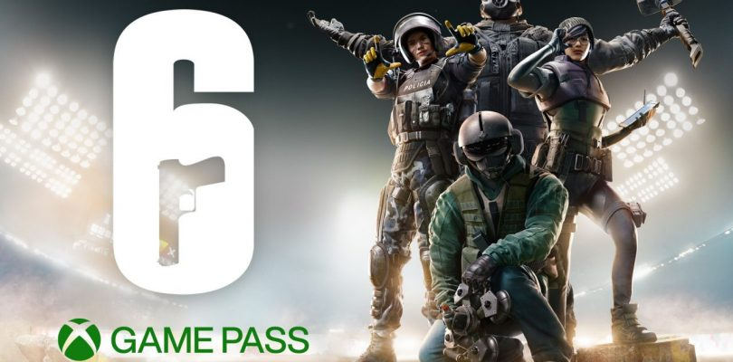 Rainbow Six Siege Is Heading To Xbox Game Pass This Month