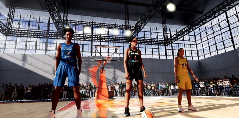 NBA 2K21 Is Getting A WNBA MyPLAYER Mode On Next-Gen Consoles