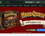 You Can Now Preorder The New HeroQuest At ZiNG Pop Culture