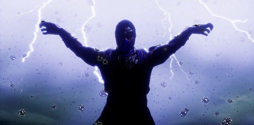 Mortal Kombat 11 Rain Gameplay Trailer Is Slick As Heck