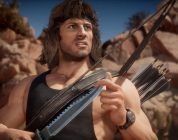 Rambo Gameplay Trailer For Mortal Kombat 11 Draws First Blood