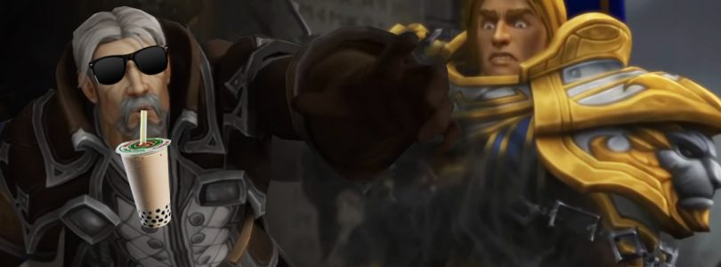 World of Warcraft's Dark Abduction Cinematic Is Kinda Goofy