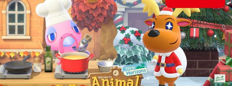 Animal Crossing: New Horizons Next Free Update Includes More Storage, Sitting Emote And More